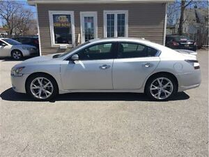 2012 Nissan Maxima SV (CVT) FULLY LOADED WITH HIGH VALUE OPTIONS