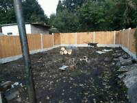 Supply and Fit 5 bays of Fencing for £345 on straight run (NO DEPOSIT TAKEN)