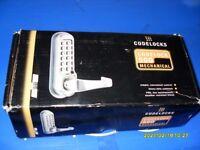Codelocks 500 Mechanical Lock - Stainless Steel Push Button Security Door Lock