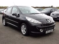2008 peugeot 207 1.4 petrol sport with only 51000 miles, motd march 2018