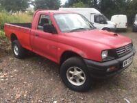 **** Mitsubishi l200 1998 Swap px car van ****