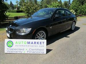 2009 BMW 328xi 328xi Coupe, Sport Pack, Insp, Warr