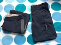 Musto Evolution Sailing Shorts and Trousers