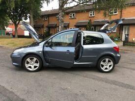 Peugeot, 307, Hatchback, 2005, Manual, 1997 (cc), 3 doors