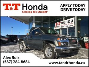 2011 GMC Canyon SLE w/1SD *Local Truck, No Accidents, Bluetooth*