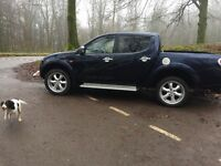 Mitsubishi Animal L200 no VAT