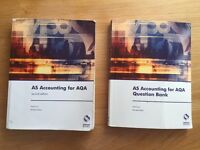 AS Accounting for AQA and AS Accounting for AQA Question Bank