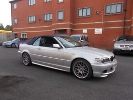 BMW 3 Series 2.0 318Ci Sport 2dr blue roof, LADY OWNED 2004