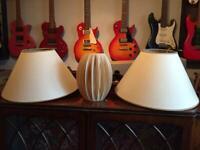Lamp Shades x3