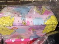 Kids toyboxes and cushions