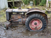 Fordson N 1937 Tractor
