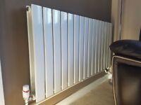 Radiator Horizontal Panel Column Designer