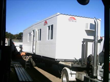 Hire only Portable Office 12x3m Wetherill Park Fairfield Area Preview