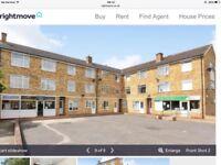 2 bed ground floor flat yarnton