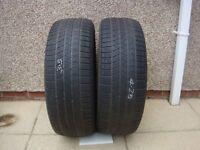 2 x 235 x 65 x 17 Pirelli Scorpions Winter tyres