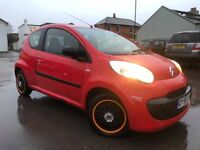 Citroen C1 55k miles new mot coming soon cheap car not peugeot 107 toyota aygo renault clio