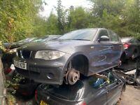 BMW 1 series 116i 2005 1.6 PETROL - BREAKING / WHEEL NUT