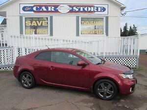 2012 Kia FORTE KOUP 2.0L EX!! YES, AUTOMATIC!! YES, CRUISE!! YES