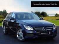 Mercedes-Benz C Class C 220 D SE EXECUTIVE EDITION (blue) 2016-09-27