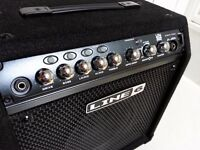 LINE 6 LD 15 LOW DOWN BASS COMBO AMPLIFIER