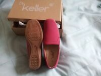 Dr Keller Loafers / slippers (New) size 5
