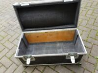Metal edged Travel box for equipment