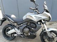 Kawasaki versys 650 2009 service history