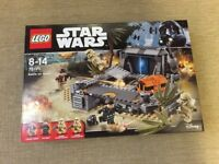 Lego 75171 - Star Wars Battle on Scarif - Brand New in the Box and Sealed