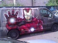 Professional - Street Art / Mural / Graffiti Artist / Sign Writer