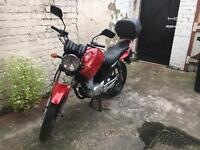 2013 Yamaha YBR 125 *One Owner Low Miles*