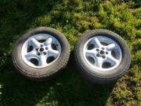 Land rover freelander alloy wheels