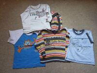 boys clothes bundle 3-4 years old