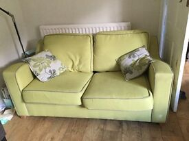 Green Sofabed