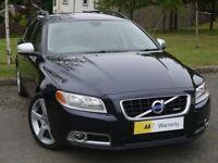£0 DEPOSIT FINANCE (59) Volvo V70 2.0 D R-Design SE 5dr ****FULL SERVICE HISTORY **STUNNING**AA WARR