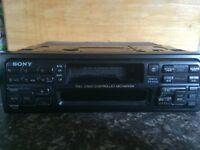 *** Sony XR-6459 Car Radio Cassette *** £20
