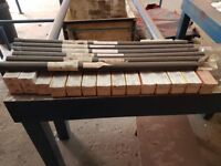 Welding rods and tig rods sealed boxes