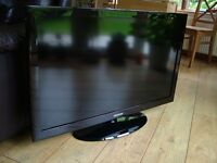 """SAMSUNG 40"""" LCD FREEVIEW 2XHDMI USB FREE DELIVERY 1080P"""