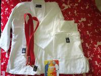 Judo Suit, Ashford, Kent