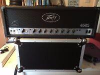Peavey 6505 120 Watt Guitar Amp, With Custom 22FT Footswitch