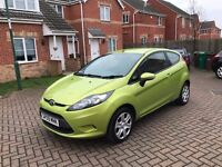 2009 FORD FIESTA 1.2 STYLE, MOT 12 MONTHS, LADY OWNER, SERVICE HISTORY