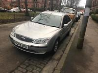 LOW MILEAGE FORD MONDEO MOT DONE