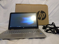 HP Envy 15 x360 Touchscreen Laptop/Tablet (15-u205na) (Perfect Condition) (2.2GHz i5   8GB)