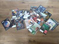 Many science magazines