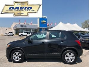 2015 Chevrolet Trax LS FWD/ LOADED/ AC/ BLUETOOTH/ LOCAL TRADE