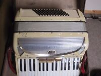 Accordion - Settimio Soprani 72 - Vastly Reduced Price For Quick Sale