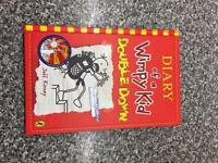 New diary of a wimpy kid book