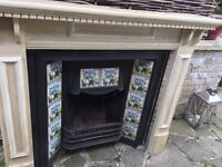 Victorian Firepalce,