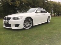 2007 BMW 3 SERIES 325i E92 M3 WHITE AUTOVOUGE REPLICA MODIFIED ONE OFF MUST SEE! 320 325 330 335