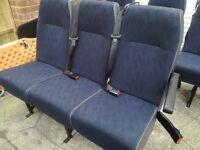 Toyota Hiace minibus seats (8)