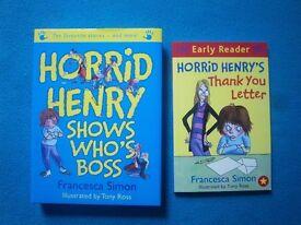 Horrid Henry Ten Favourite Stories Book IP1